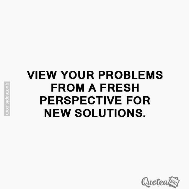Fresh Perspective