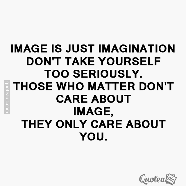 Image is just imagination