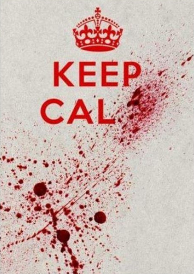 Dont tell me to stay calm !