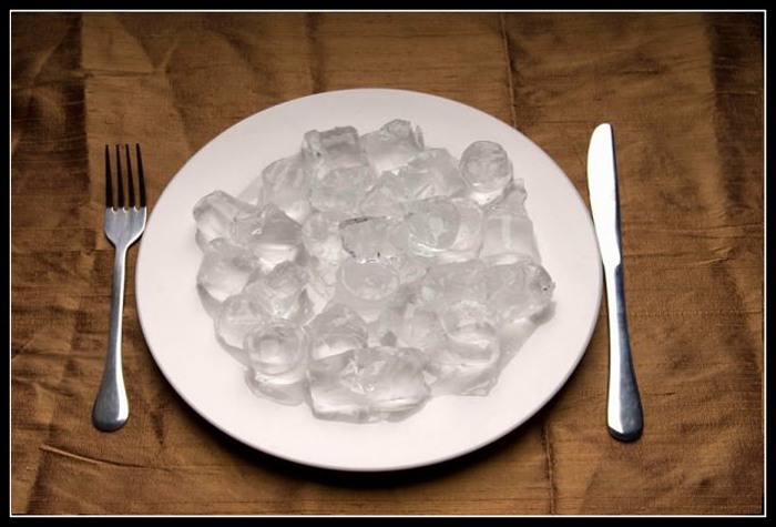 Finally Settling Down To My Vegan, Gluten Free, Soy Free, Antibiotics Free, Raw, Non GMO, Organic, Fat Free, Low Carb Meal!