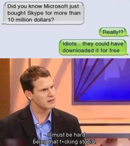 Microsoft Made A Mistake