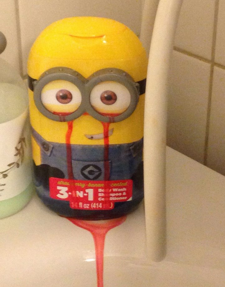 That Minion Watched Its Own Movie