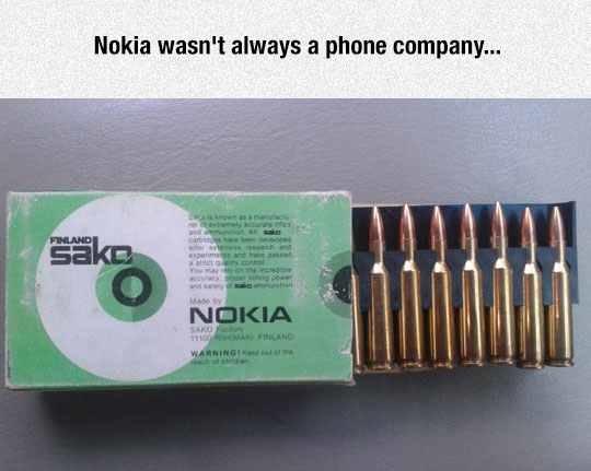 No Wonder Their Phones Are Indestructible