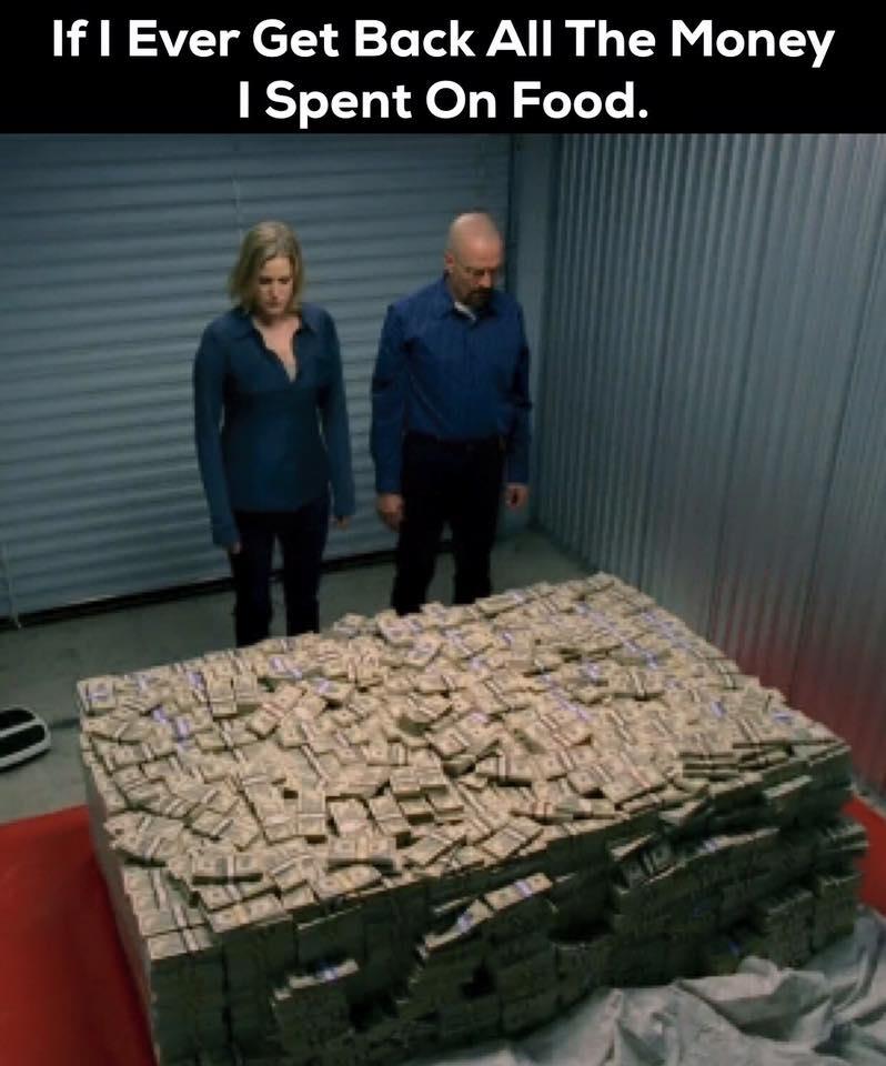 All The Money I Spent