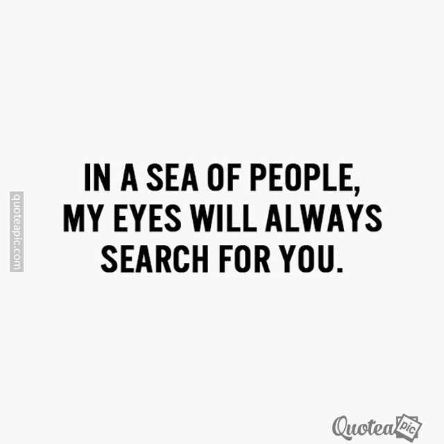 Always Search For You