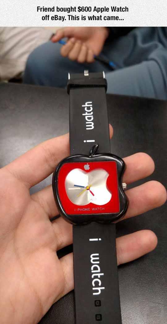 $600 Apple Watch