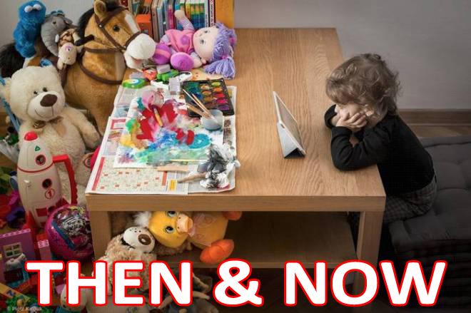 Childhood Nowadays