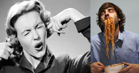 Getting Annoyed By Chewing Noises Is Supposedly A Genuine Psychiatric Disorder