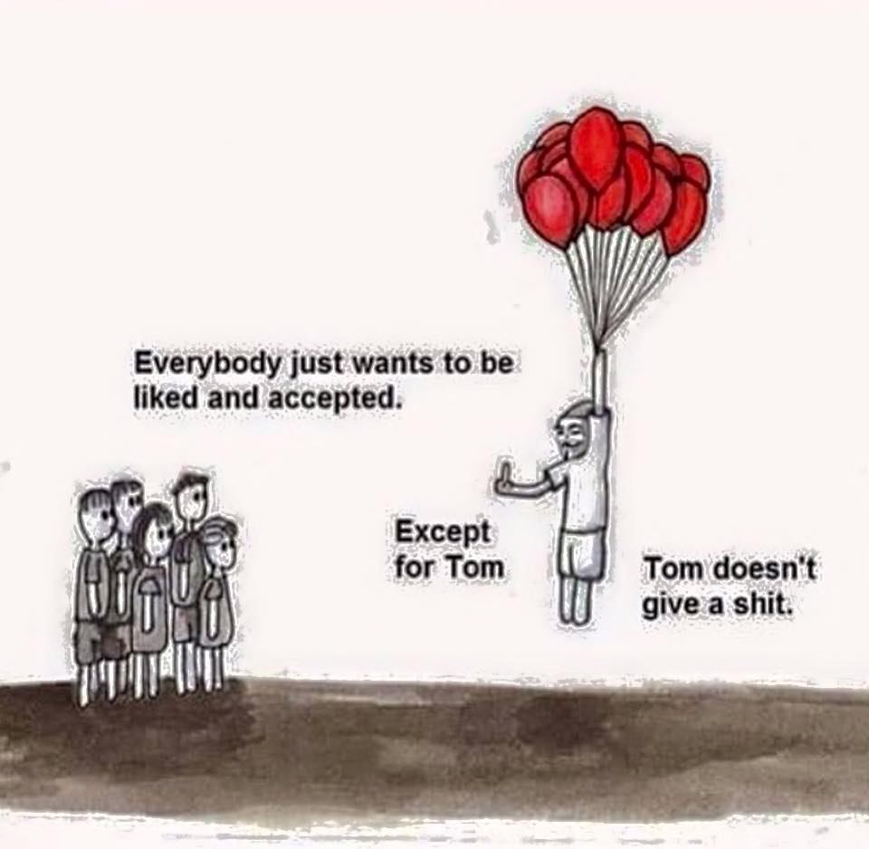 Be Like Tom