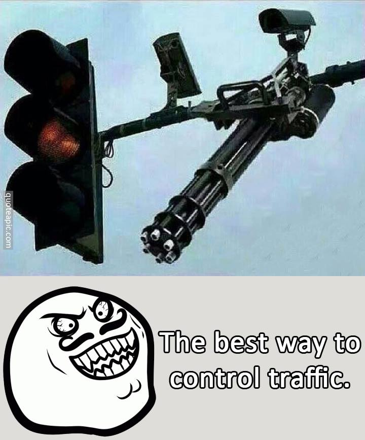 How To Control Traffic