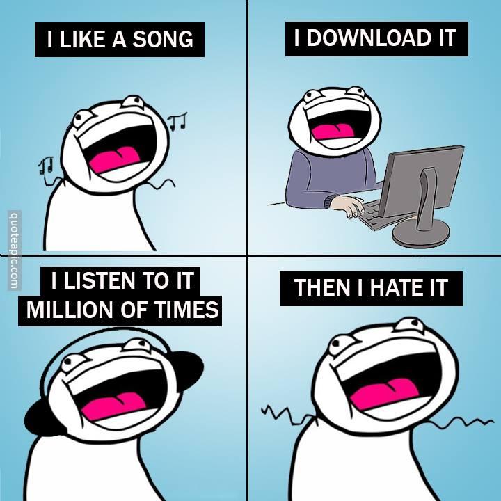 I Like It Then I Hate It