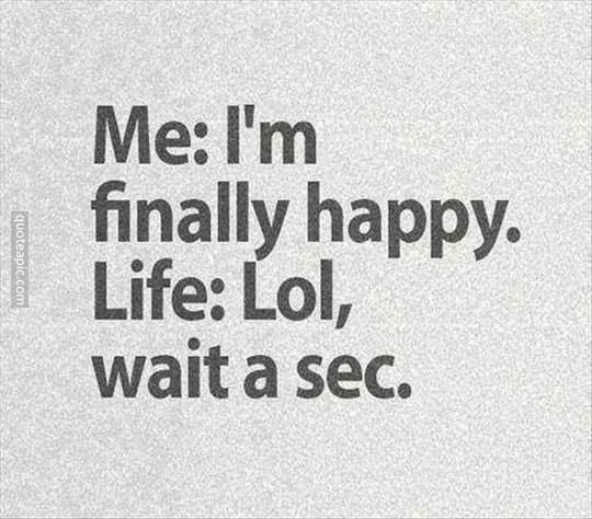 Dear Like I'm Finally Happy