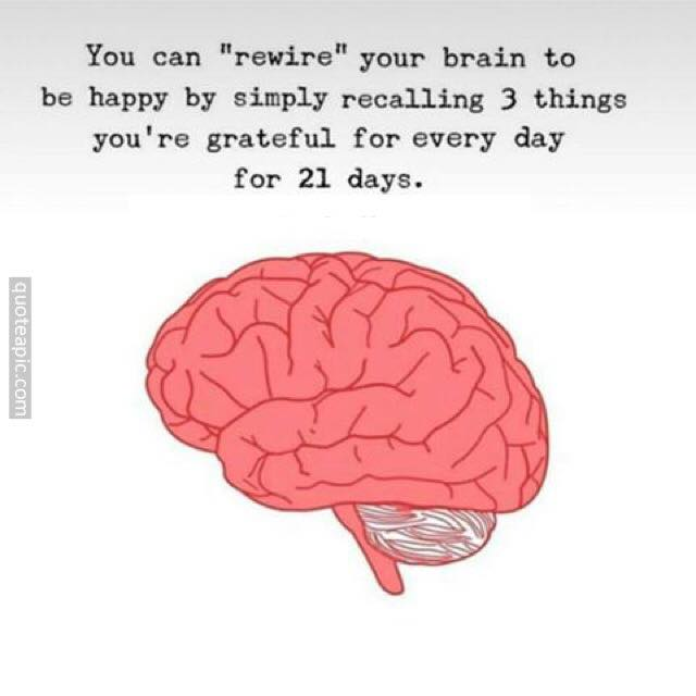 Did You Know That You Can Rewire Your Brain