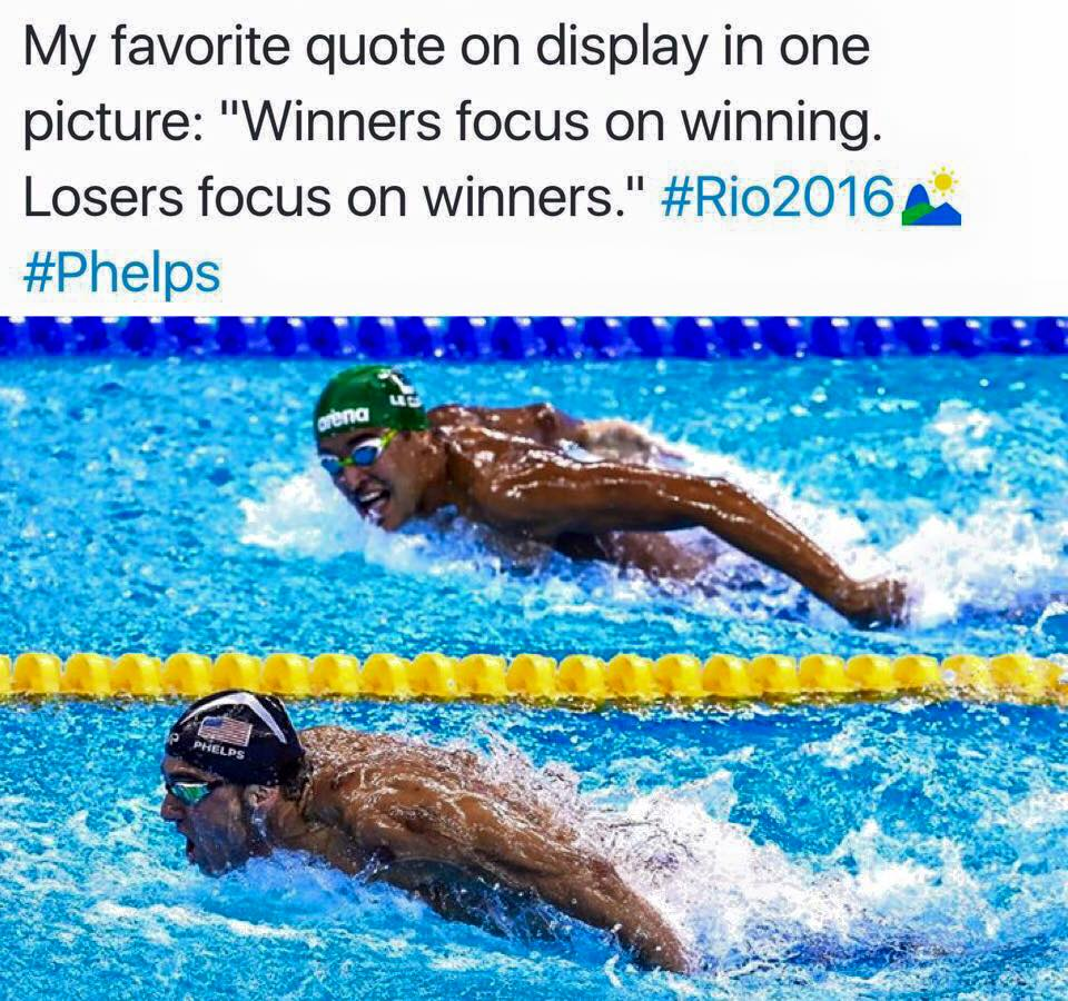 Winners Vs Losers