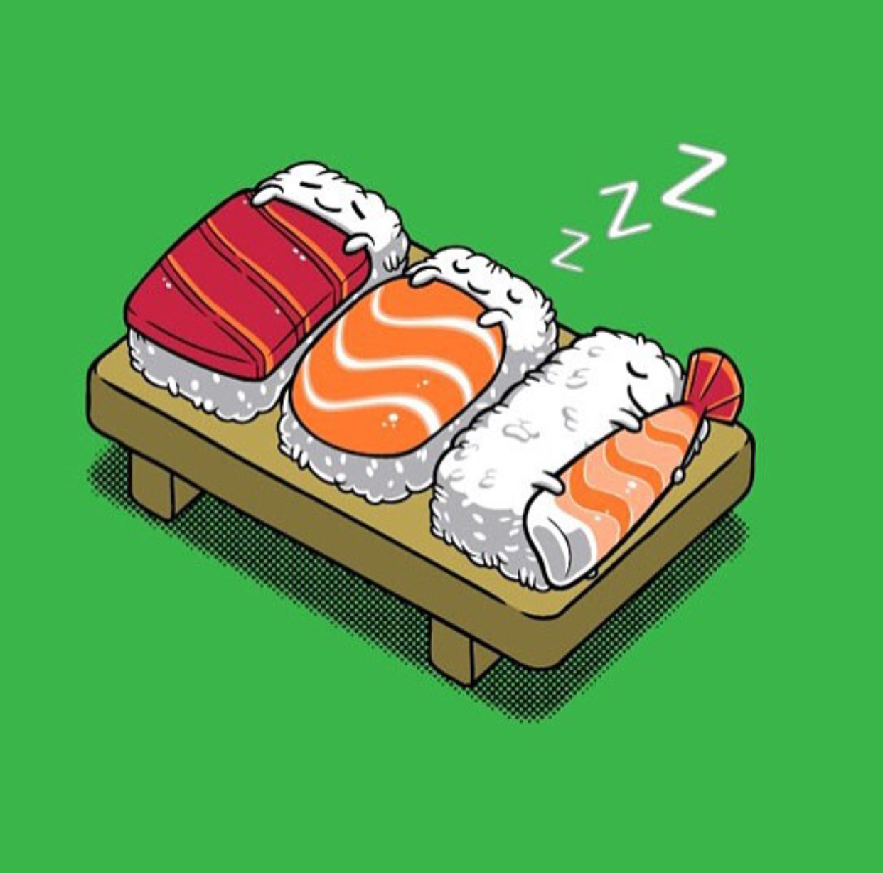 Eat Em Don't Wake Em