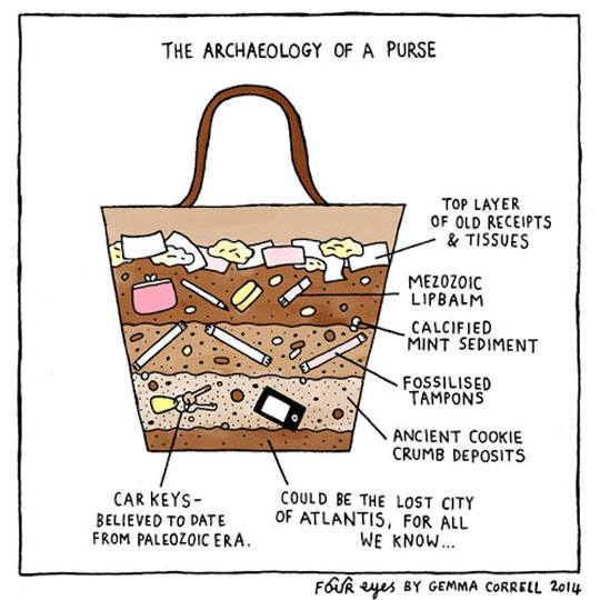Purse Archaeology