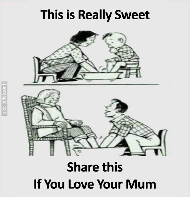 Share If You Love Your Mum