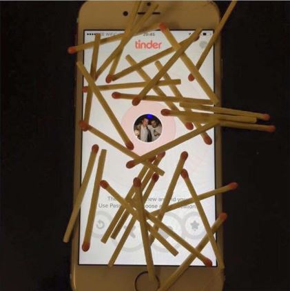 Look How Many Matches I've Got On Tinder!