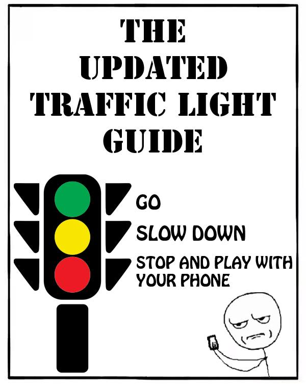 The Updated Traffic Light Guide