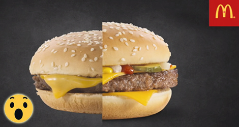 McDonald's Behind The Scenes Quarter Pounder Advertising Photoshoot