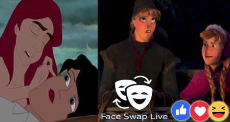 These 21 Disney Face Swaps Are Too Good To Miss