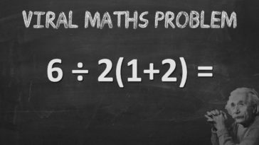 TEST: This Maths Equation Is Breaking The Internet. People Can't Figure Out The Right Solution