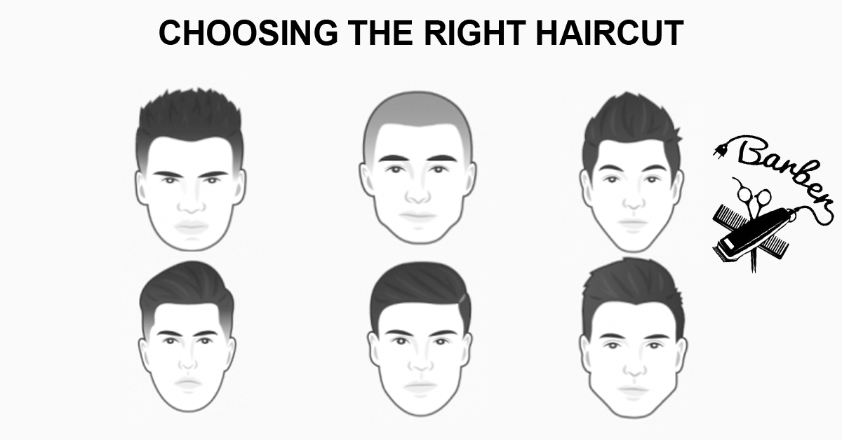 The Perfect Mens Guide To Choosing The Right Haircut For Every Face