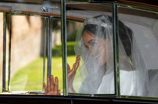 11 Unforgettable Moments From The Royal Wedding At Windsor Castle