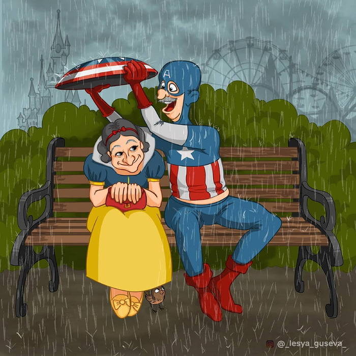 Best 16 Marvel And DC Characters' Daily Lives After